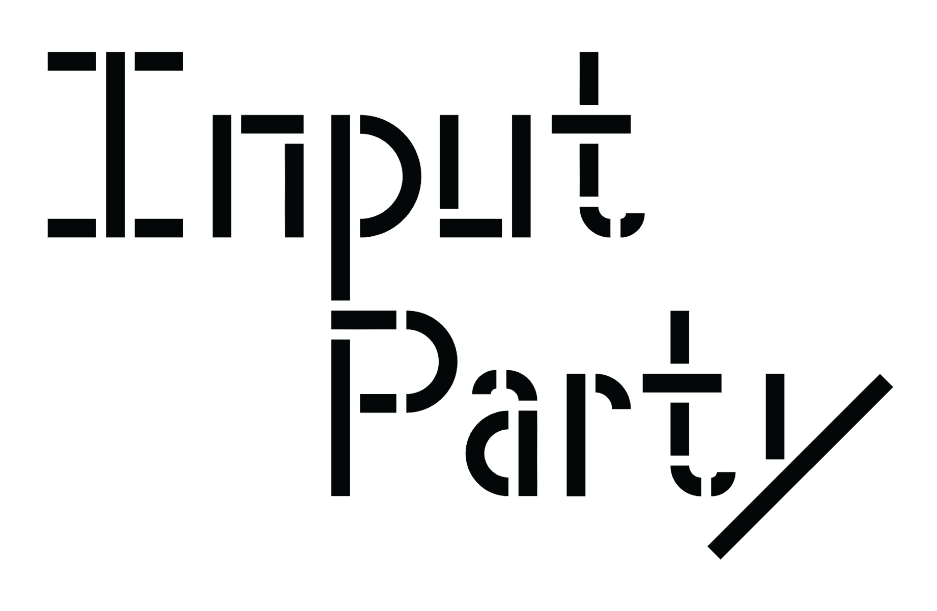 Input Party