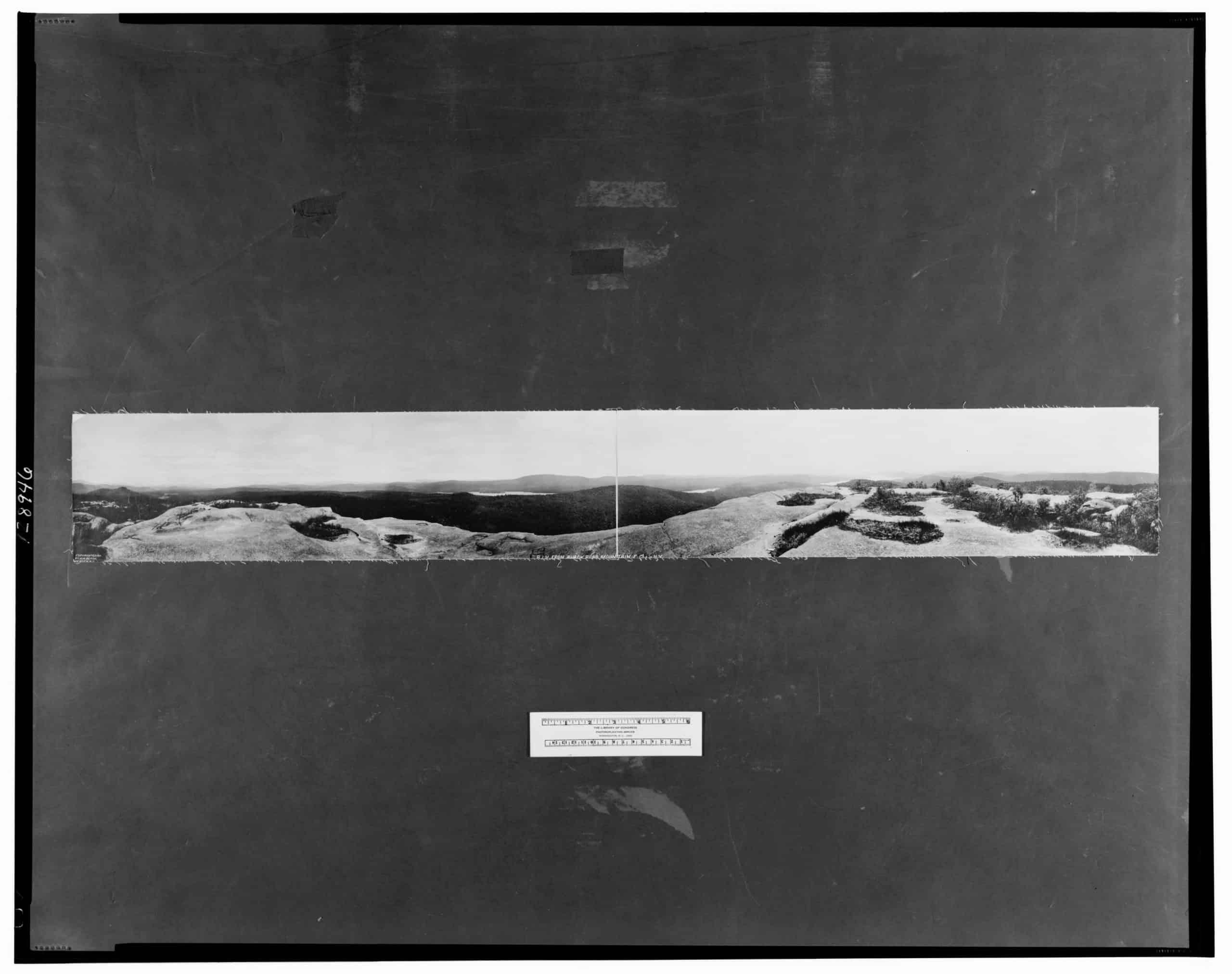 B.I.V. from Black Bear Mountain, F. Chain, N.Y., H. M. Beach, ca 1911