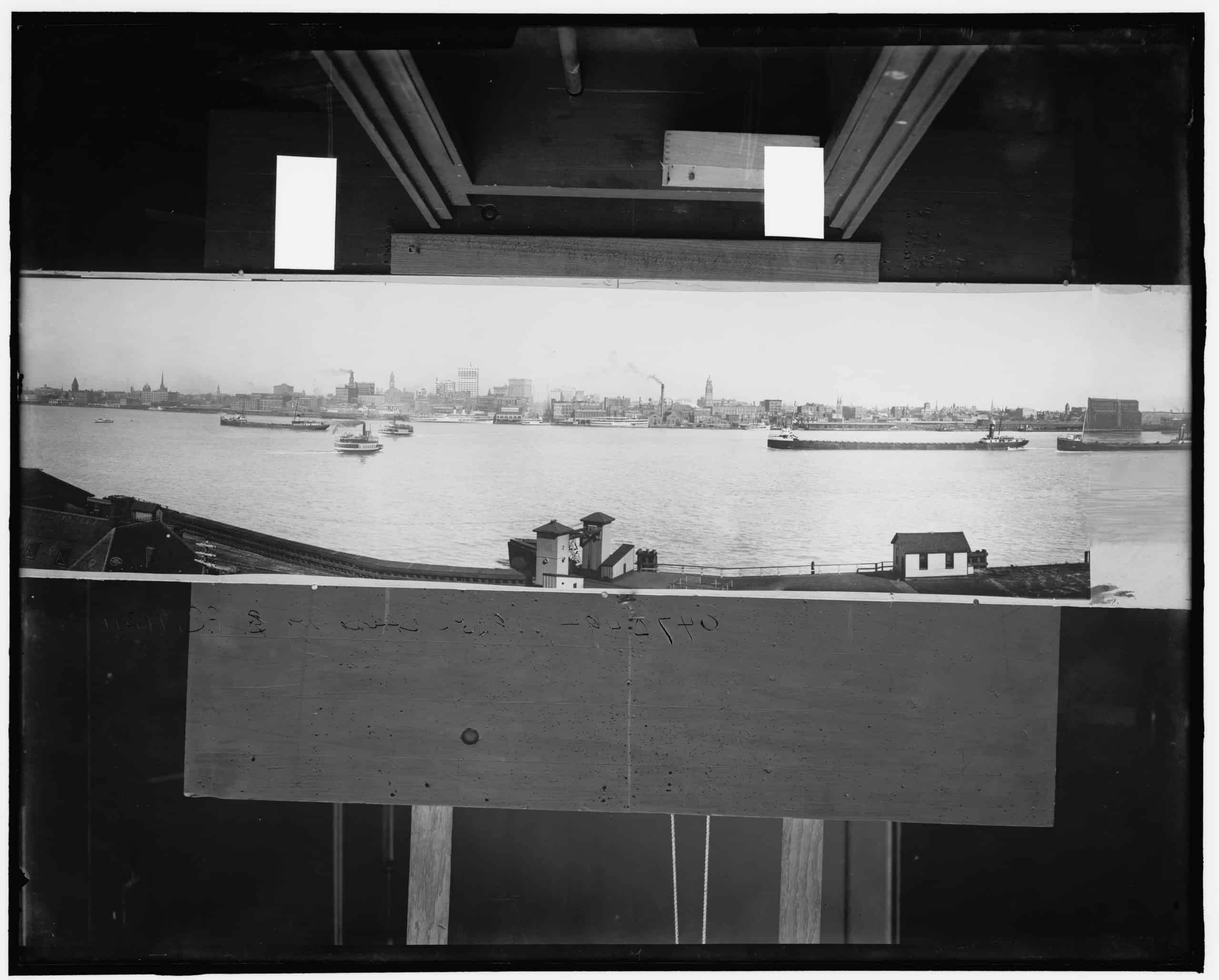 Waterfront, Detroit, Mich., Detroit Publishing Co., ca1905