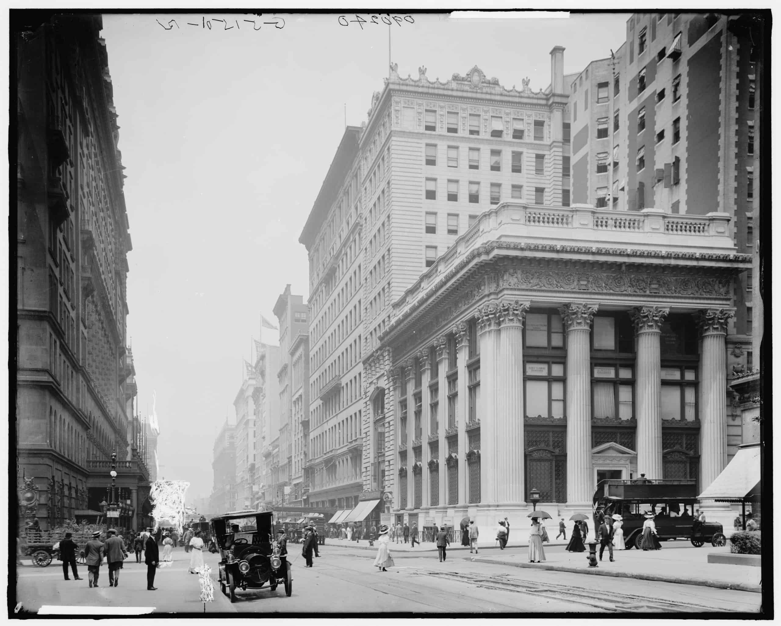 Thirty-fourth Street, New York, N.Y., Detroit Publishing Co, between 1900 and 1915
