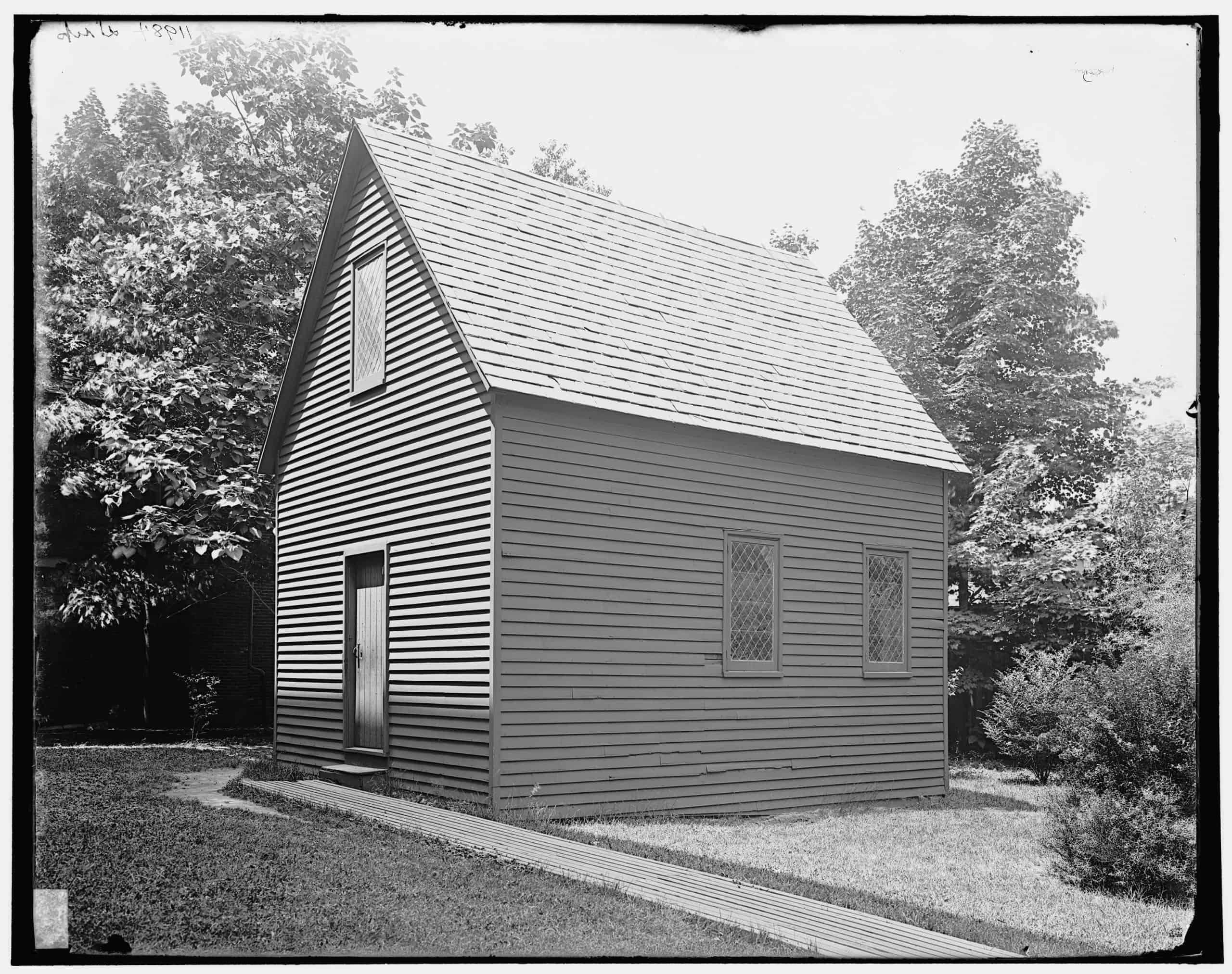 First Church, Salem, Mass. Detroit Publishing Co., between 1900 and 1906