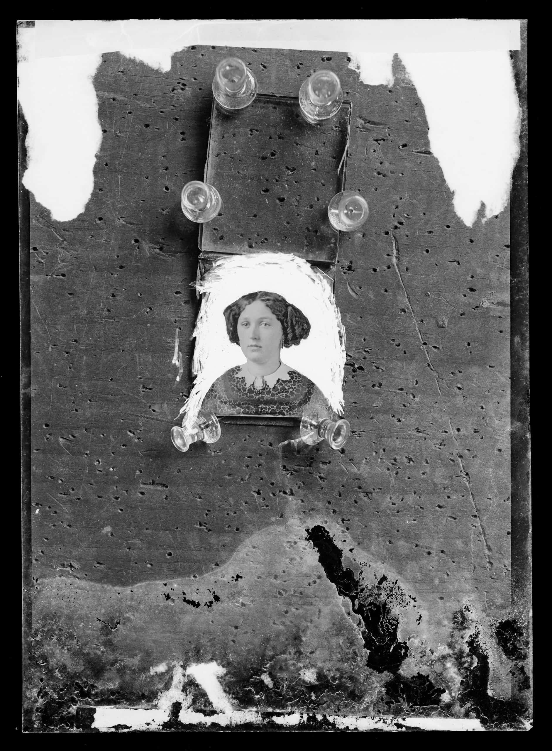 Unidentified woman, C.M. Bell, between 1873 and ca. 1916.